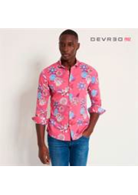 Prospectus Devred 1902 93300 AUBERVILLIERS : Collection Chemises Casual