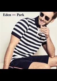 Prospectus Revendeur Eden Park ST BRICE SOUS FORET : Nouveautés