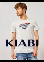 Prospectus Kiabi : New arrivals men