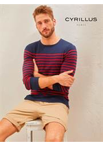 Prospectus Cyrillus : Collection Polos & T-Shirts / Homme