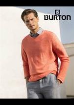 Catalogues et collections Burton : Pulls & Gilets Homme