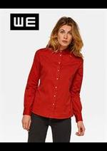 Catalogues et collections WE Fashion : Chemises Femme