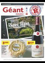 Promos et remises  : Savoureuses Rhône Alpes