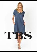 Prospectus TBS : Collection Robe