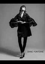 Catalogues et collections Anne Fontaine : Lookbook Été
