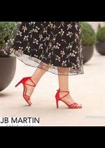Prospectus JB Martin : Collection Femme