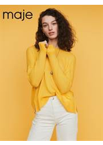 Prospectus Maje : Collection Pulls & Cardigans
