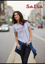 Prospectus Salsa : Mode Femme