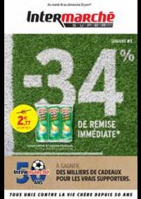 Promos et remises Intermarché Super Darney : SEMAINE #3