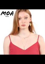 Prospectus Moa : Collier Femme