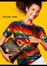 Prospectus Michael Kors : Nouveautés / Femme