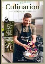 Prospectus Culinarion : Partageons nos secrets