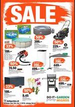 Prospectus  : Do it + Garden Sale
