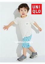 Prospectus Uniqlo : Lookbook Baby's