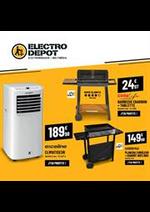 Prospectus ELECTRO DEPOT : BONS PLANS