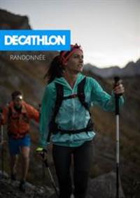 Prospectus DECATHLON Brétigny sur Orge : RANDONNÉE