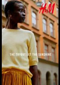 Prospectus H&M Arcueil : The tryout let the sunshine