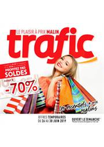 Prospectus Trafic : Weekly Offres