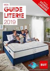 Prospectus But Barentin : Guide Literie 2019