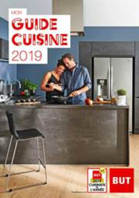 Prospectus But Barentin : Guide Cuisine 2019