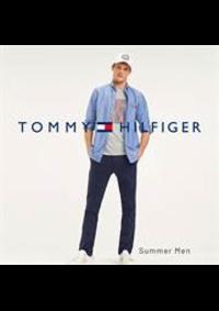 Prospectus TOMMY HILFIGER STORE CHAMPS ELYSéES : Summer Men