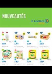 Prospectus E.Leclerc drive Saint Etienne du Rouvray : Nouveautés