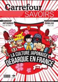 Prospectus Carrefour Drancy : Savoirs Juillet