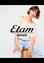 Prospectus Etam Lingerie : Nouveautés