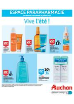 Prospectus Auchan drive : Vive l'été!