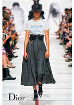 Catalogues et collections Dior : Collection AutomneHiver 2019