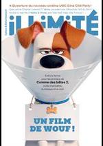 Journaux et magazines UGC : Magazine Illimite n° de Juillet-Aout 2019