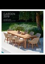 Prospectus Overstock Garden : Wicker & Teak