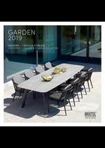 Prospectus Overstock Garden : Modern Tafels Stoelen