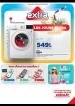 Prospectus EXTRA : Les Jours Extra