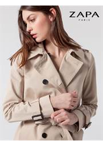 Prospectus Zapa : Collection Trench