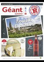 Prospectus  : Savoureuse Nouvelle Aquitaine