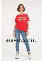 Catalogues et collections ElevenParis : T-Shirt Femme
