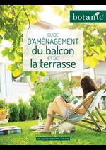 Prospectus Botanic : Guide d'aménagement du balcon et la terrasse