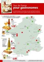 Prospectus Colruyt : Tour de France pour gastronomes