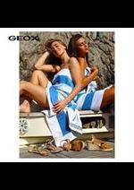 Prospectus Geox : New Collection Lookbook