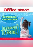 Office Depot, l'expert de la rentrée! et profitez du service de preparation de liste scolaire en magasin gratuitement. - Office DEPOT