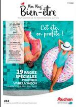Prospectus Auchan : Bien-être