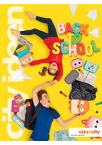 Prospectus Coop City Basel - PerPiedi : Back to School