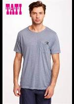 Prospectus Tati : T- Shirts & Polos Homme