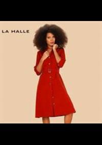 Prospectus La Halle Sartrouville : Vêtements Femme