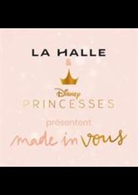 Prospectus La Halle Clermont-Ferrand ENSEMBLE COMMERCIAL LA PARDIEU : Nouvelle Collection