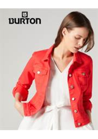 Prospectus Burton PARIS 14-16 BLD POISSONNIERE : Vestes Femme