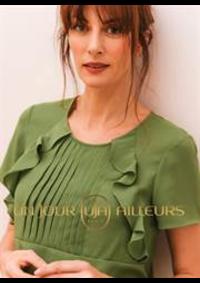 Catalogues et collections Un jour ailleurs PARIS 18 AVENUE DU GENERAL LECLERC : Collection Printemps