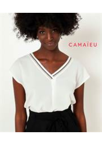 Prospectus Camaieu CLICHY : Collection T-Shirts & Chemises