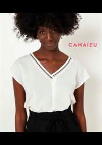 Prospectus Camaieu CRETEIL : Collection T-Shirts & Chemises